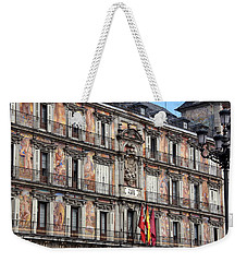 Plaza Mayor Weekender Tote Bag