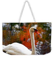 Pleasant Welcome Weekender Tote Bag by Lourry Legarde