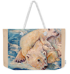 You Need Another Nap, Polar Bears Weekender Tote Bag
