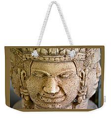 Weekender Tote Bag featuring the photograph Pleasure Anger Sorrow Joy by Lehua Pekelo-Stearns