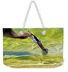 Plucked From The Sea Weekender Tote Bag