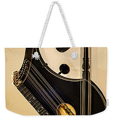 Plucked Vienna Zither Weekender Tote Bag