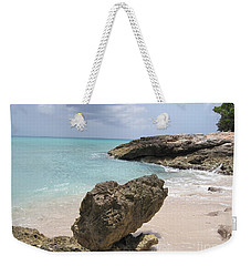 Plum Bay - St. Martin Weekender Tote Bag