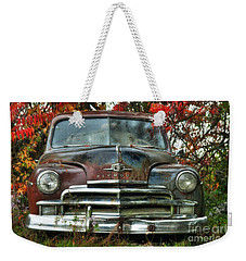 Plymouth Weekender Tote Bag by Alana Ranney
