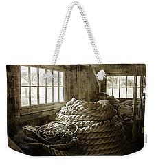 Plymouth Cordage Company Ropewalk Weekender Tote Bag