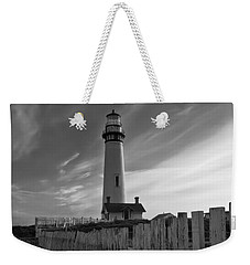 Point Pigeon Lighthouse Weekender Tote Bag by Jonathan Nguyen