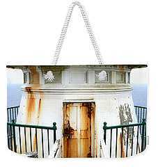Point Reyes Historic Lighthouse Weekender Tote Bag