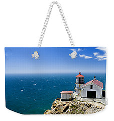 Point Reyes Lighthouse California Weekender Tote Bag