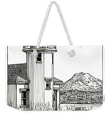 Point Robinson Light Weekender Tote Bag