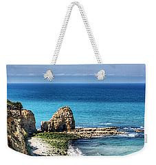 Pointe Du Hoc Weekender Tote Bag