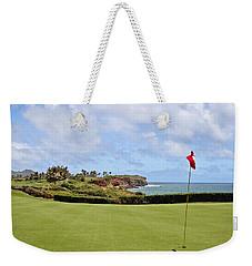 Poipu Bay #16 Weekender Tote Bag