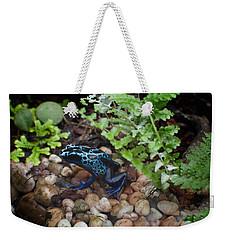 Poison Dart Frog Weekender Tote Bag