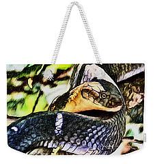 Poisonous Observance Weekender Tote Bag