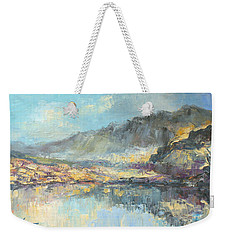 Poland - Tatry Mountains Weekender Tote Bag