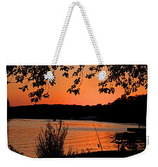 Pole Ready Weekender Tote Bag