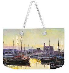 Polish City Hel Weekender Tote Bag