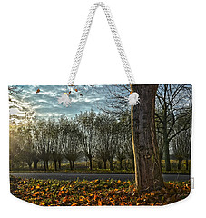 Pollard Willows In Rotterdam Weekender Tote Bag