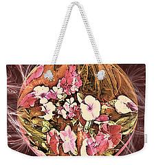 Pollen Power Weekender Tote Bag