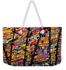 Pollock Updated Weekender Tote Bag