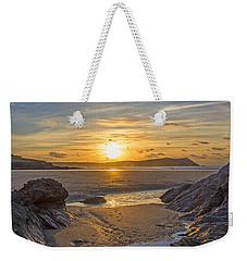 Polzeath Sunset Weekender Tote Bag