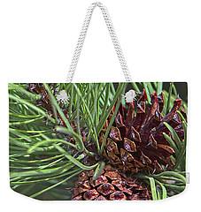 Ponderosa Pine Cones Weekender Tote Bag
