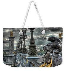 Pont Alexandre IIi  Weekender Tote Bag