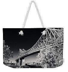 Pont Jacques Cartier Weekender Tote Bag