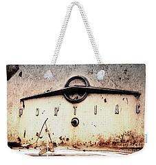 Pontiac Weekender Tote Bag