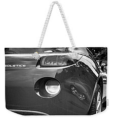 Pontiac Solstice Rear View Weekender Tote Bag