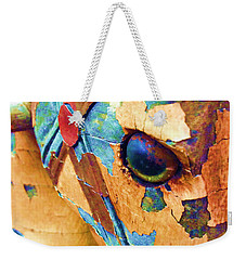 Pony Weekender Tote Bag by Julio Lopez