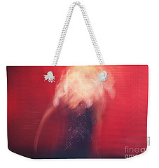Poof Weekender Tote Bag by Aimelle