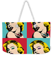 Pop Art Collage  Weekender Tote Bag