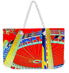 Pop Goes The Pavillion Weekender Tote Bag