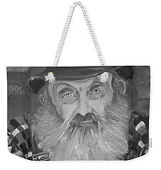 Popcorn Sutton - Jam - Moonshine Weekender Tote Bag