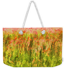 Poppies Of Tuscany IIi Weekender Tote Bag