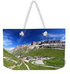 Pordoi Pass And Mountain Weekender Tote Bag