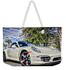 Porsche 50th Anniversary Limited Edition Weekender Tote Bag