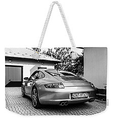 Porsche 911 Carrera 4s Weekender Tote Bag