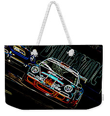 Porsche 911 Racing Weekender Tote Bag