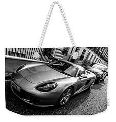 Porsche Carrera Gt Weekender Tote Bag