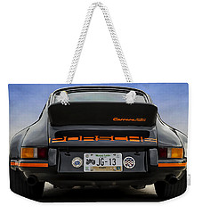 Porsche Carrera Rsr Weekender Tote Bag by Douglas Pittman