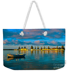 Port Albert Bay Weekender Tote Bag