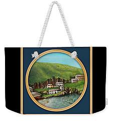 Port Isaac Weekender Tote Bag