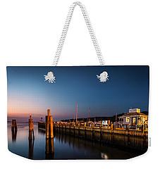 Port Jefferson Weekender Tote Bag