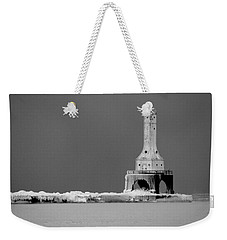 Port Washington Harbor Weekender Tote Bag