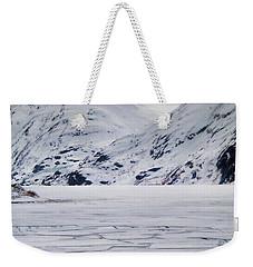 Portage Lake Weekender Tote Bag