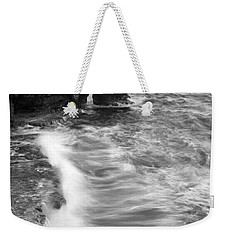 Portland Bill Seascape Weekender Tote Bag