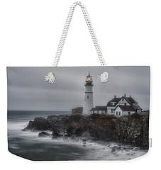 Portland Head Nor'easter Weekender Tote Bag
