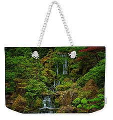 Portland Japanese Gardens Weekender Tote Bag