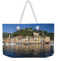 Weekender Tote Bag featuring the photograph Portofino by Antonio Scarpi